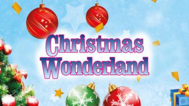 Christmas Wonderland Website Banner v3