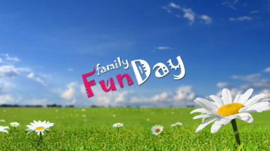 Family Fun Day new website Banner