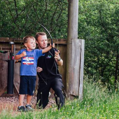 Kids Party - Archery