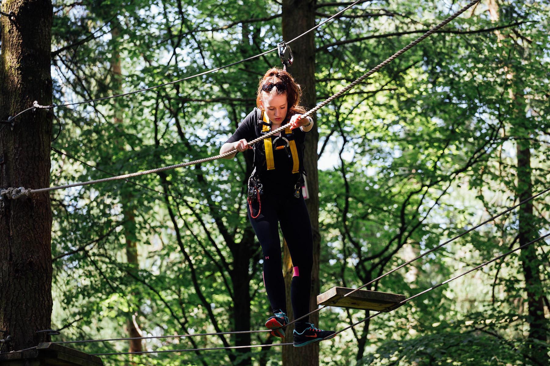 Adults Tarzan S Tree Top Adventure The Jungle Ni