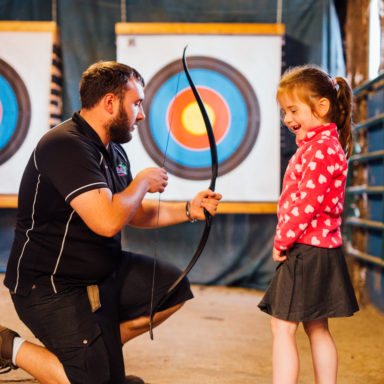 Archery Classes for Kids