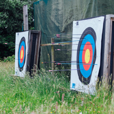 Arrows on the Board