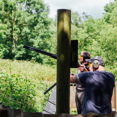 Clay Pigeon Competition