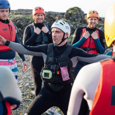 Coasteering Advice