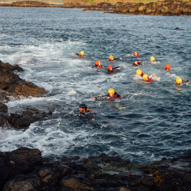 Coasteering - a Quick Splash