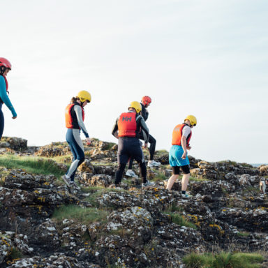 Coasteering - a Short Trek