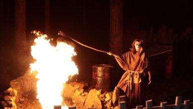 Hallowe'en Fires