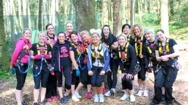 Hen Party at the Jungle