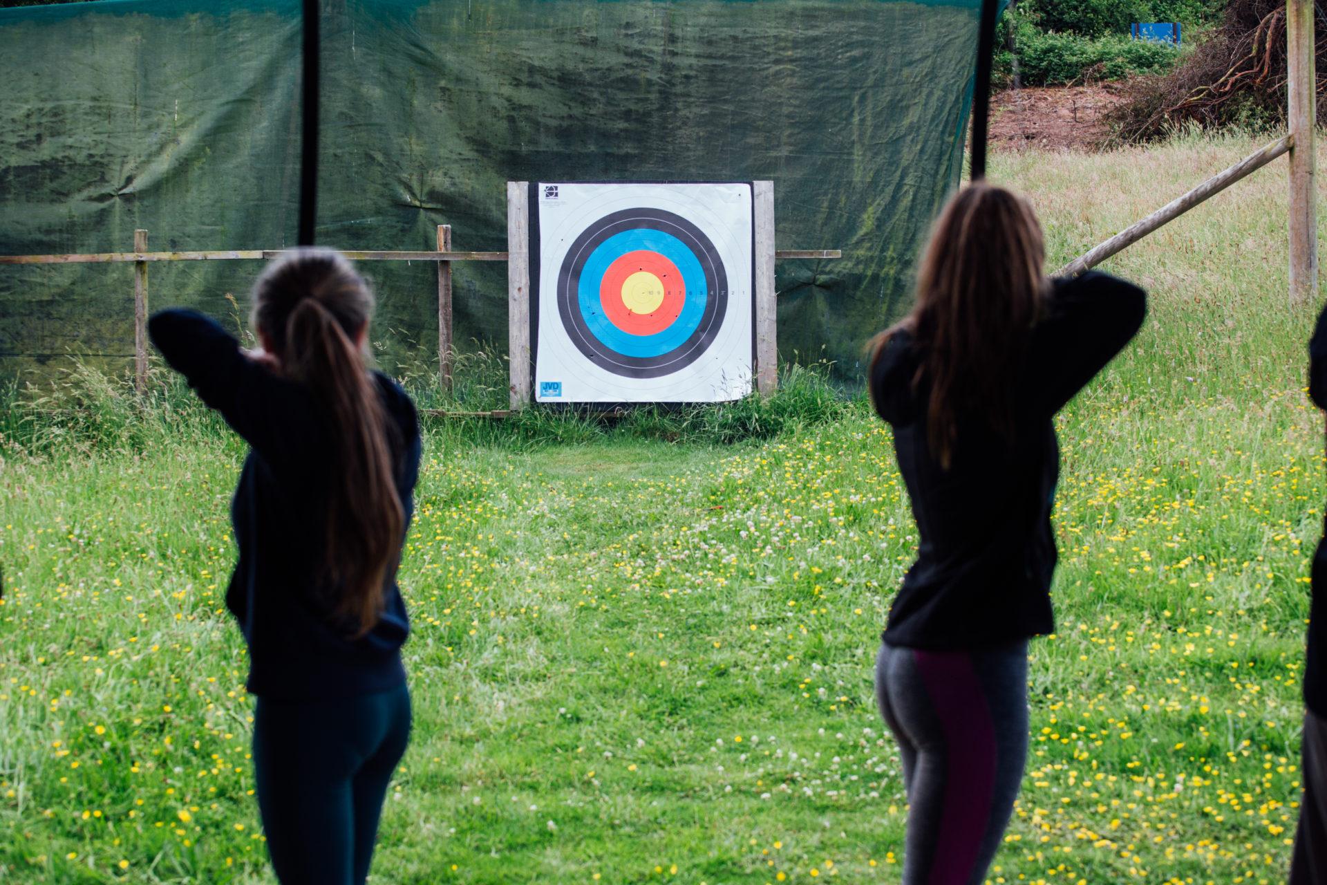 Archery The Jungle Ni