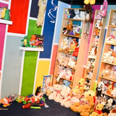 Teddy Bear Corner