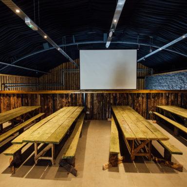 The Barn - Big Screen
