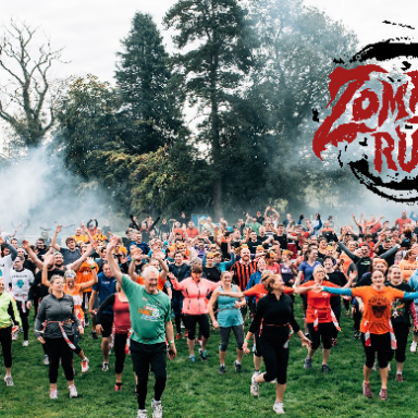 Zombie Run image website banner