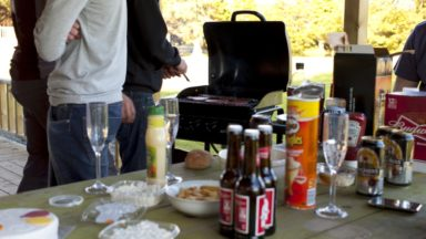 Party Drinks and BBQ