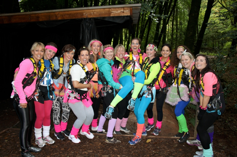 Hen Party Ideas For Small Groups: The Jungle NI