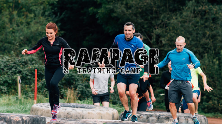 Rampage boot camp with photo V1