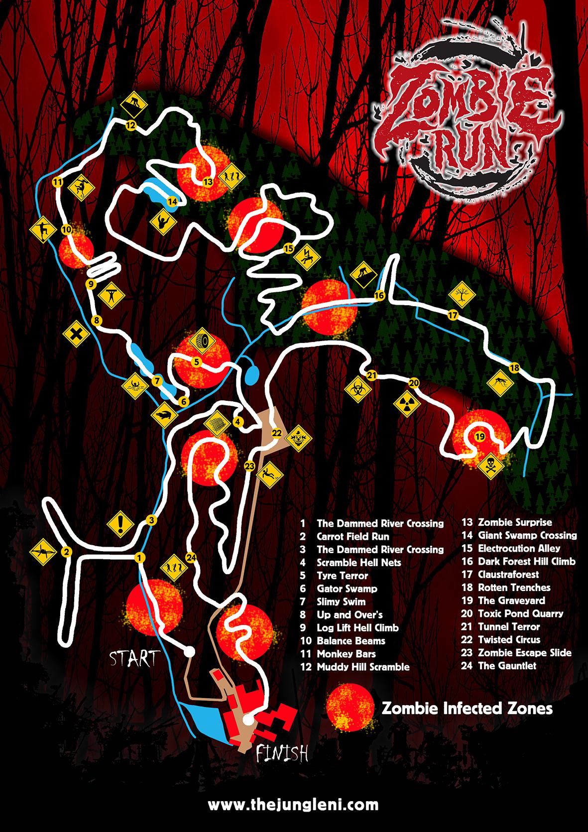 Zombie Run Map v1flat small