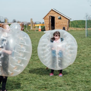 FFD   Body Zorbs 2 kids