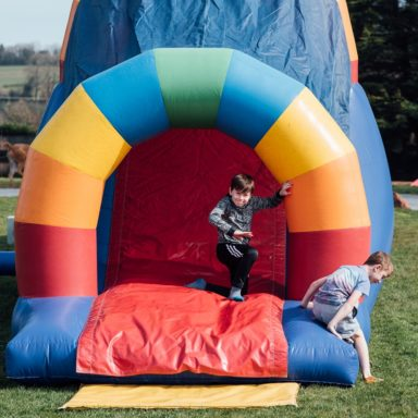 FFD   inflatable 2 kids