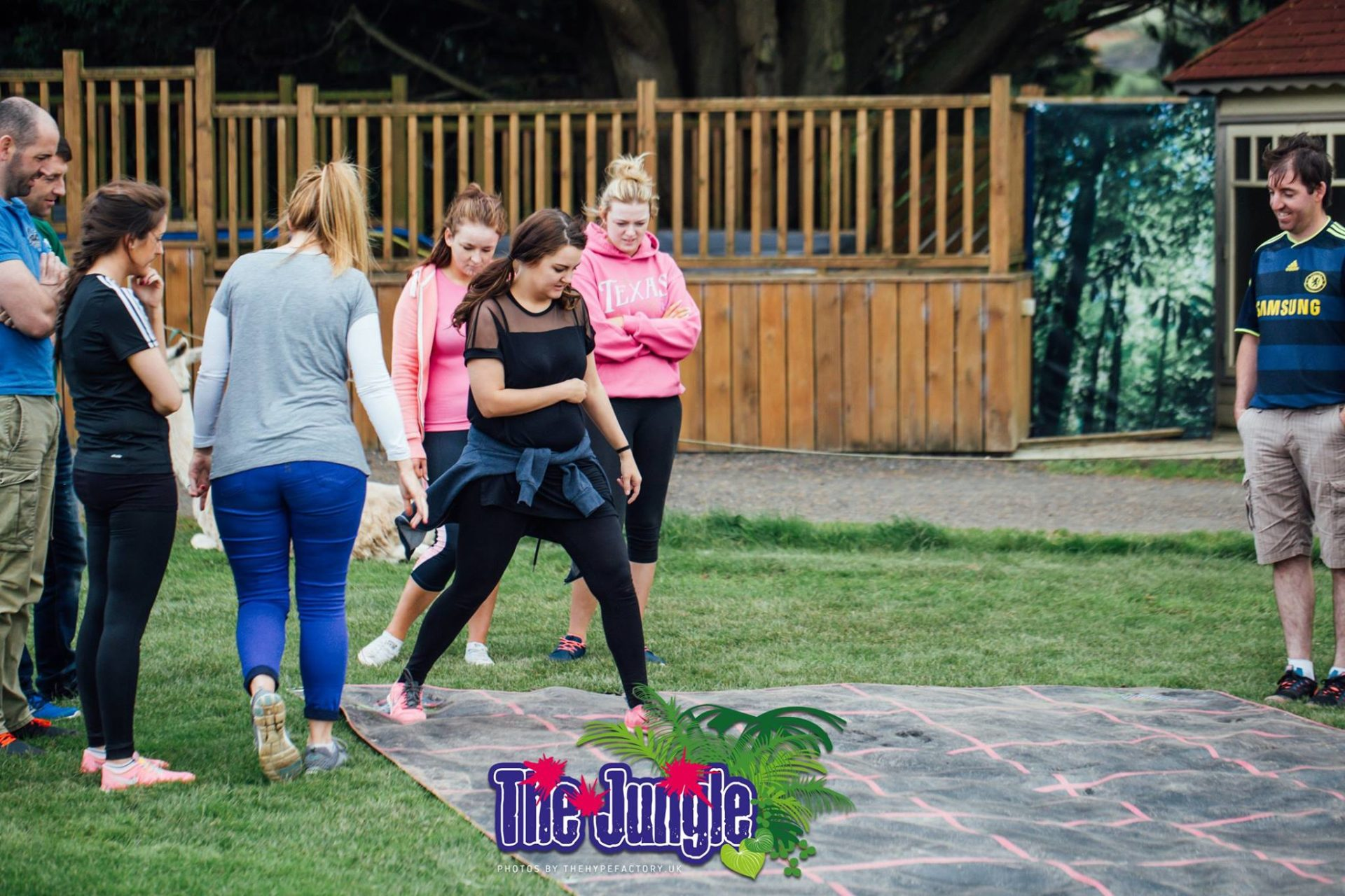 Team Building Activities The Jungle Ni