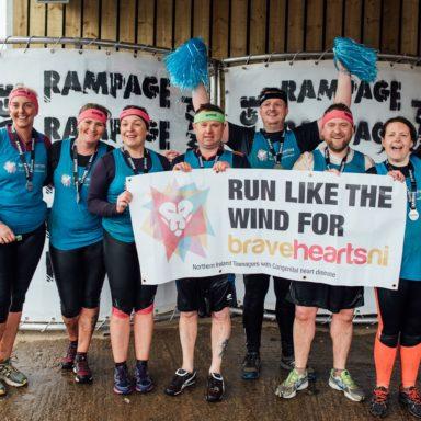 Bravehearts NI runners