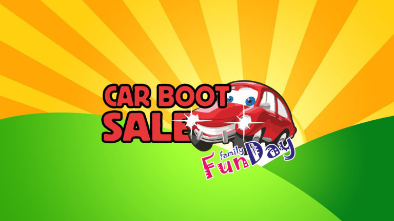 Car Boot Event web image