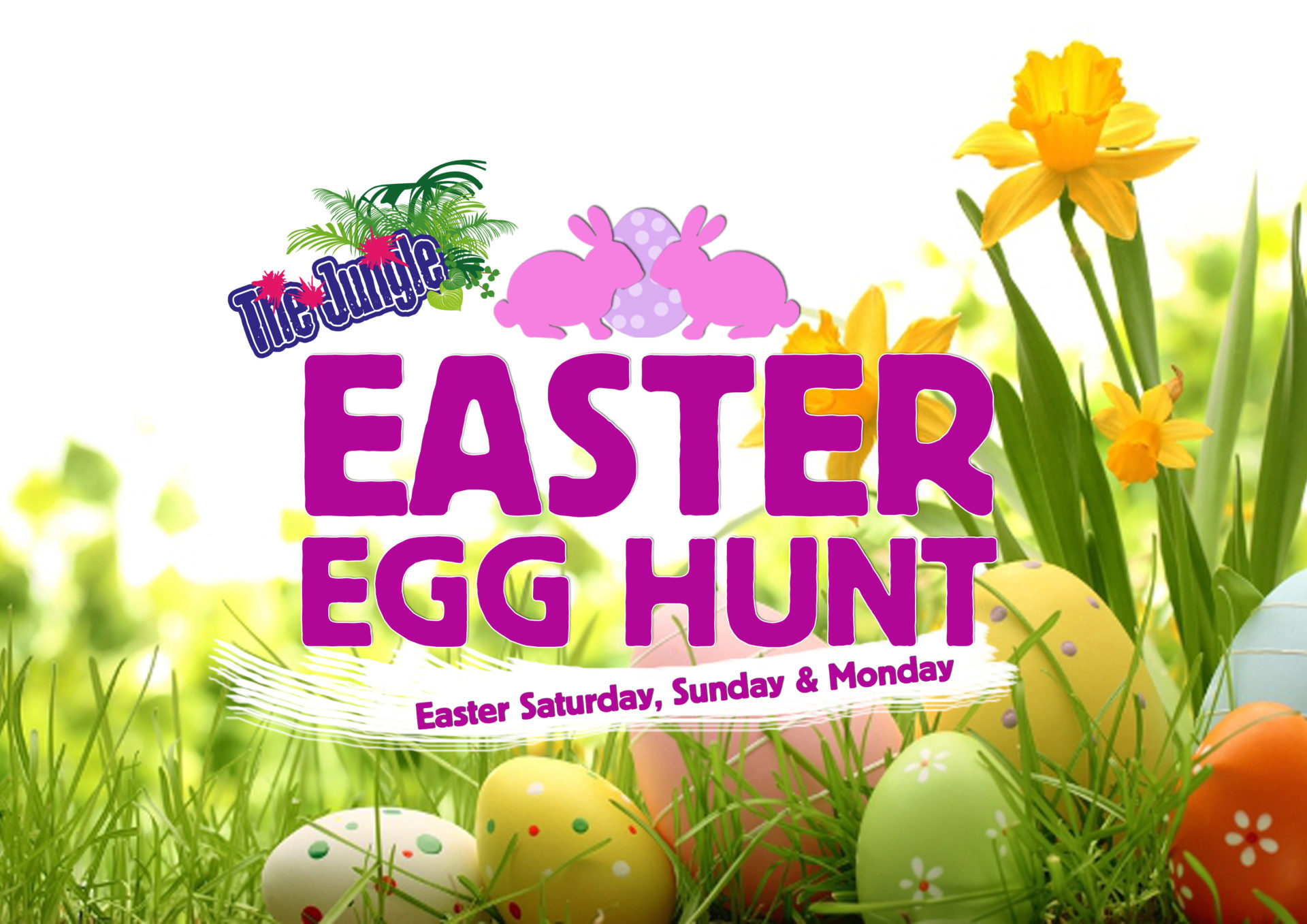 Easter Egg Hunt Event FB image