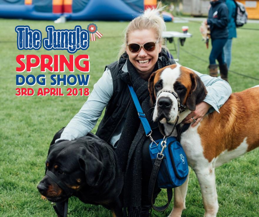 Spring Dog Show FB event 2108