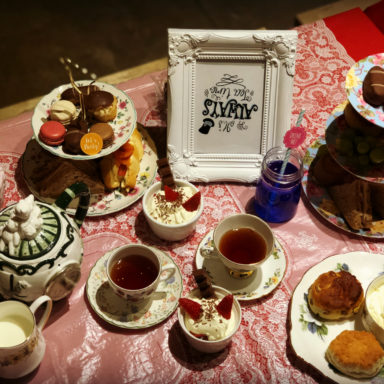 Mad Hatters Tea Party image