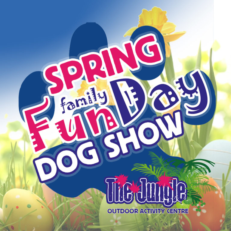 Spring Dog Show Facebook Profile Pic