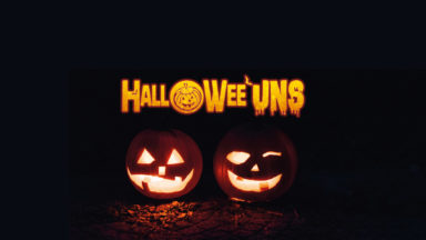Hallowee'uns Website Banner