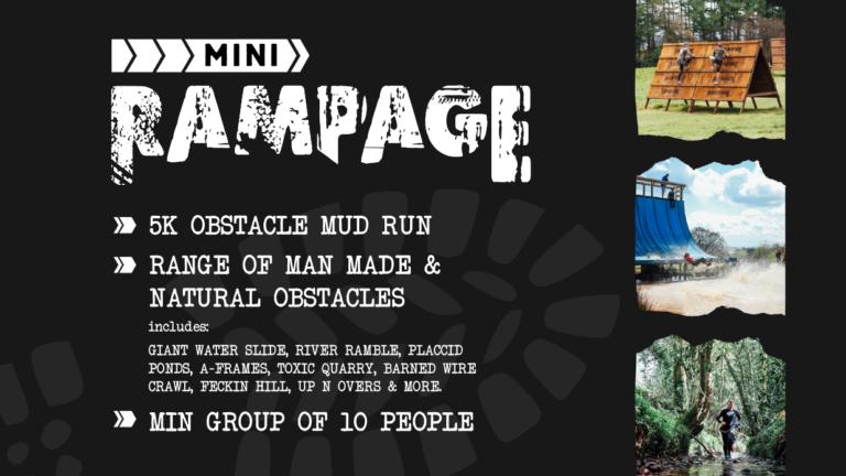 Mini Ramapge promo image for webpage