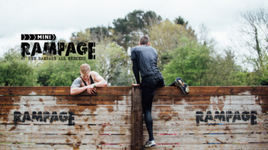 Mini Rampage web banner