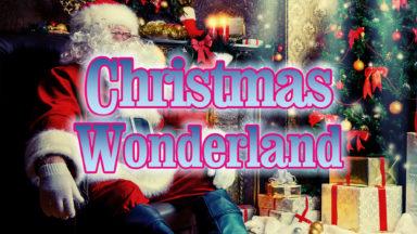 Christmas Wonderland web Banner 2018