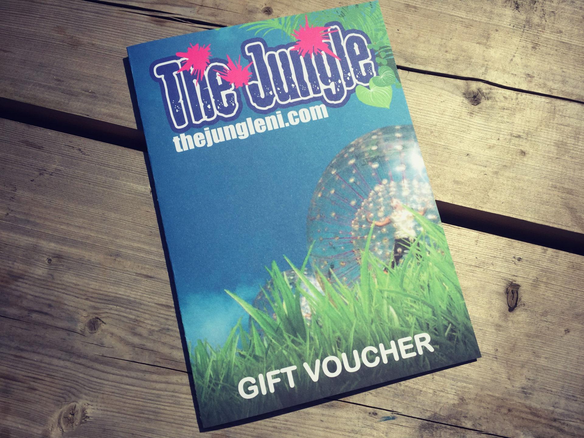 Jungle Voucher edit