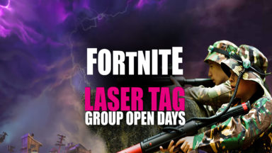 Fortnite Website Banner 2