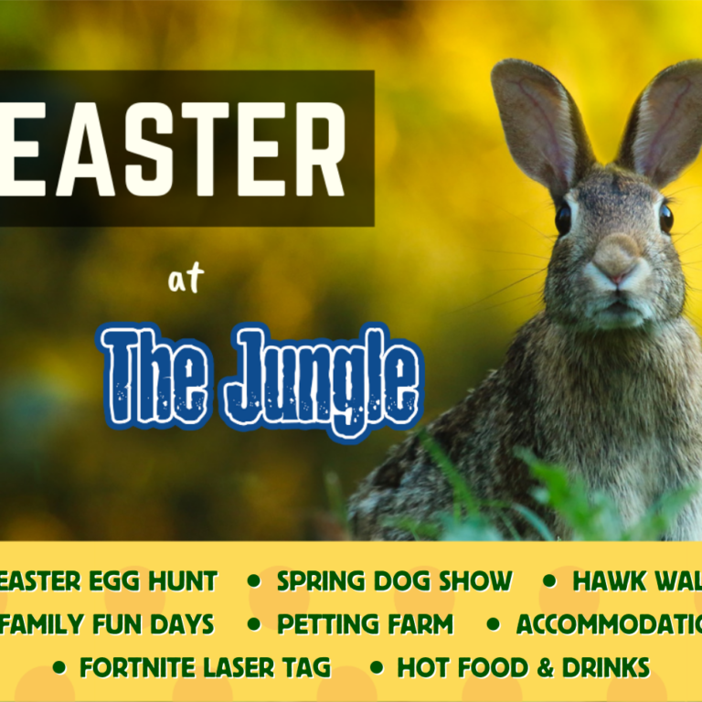 Easter at The Jungle