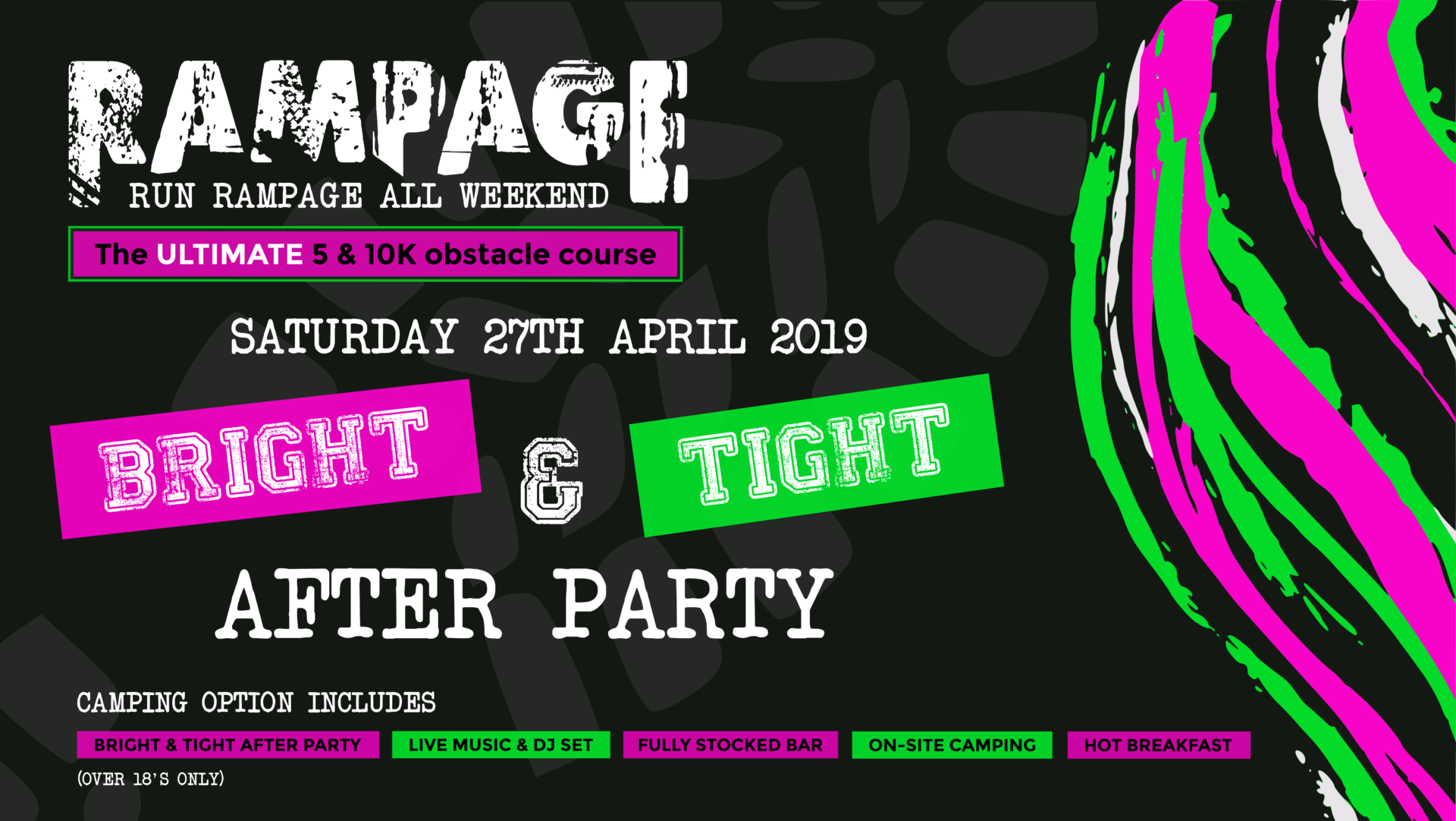 Rampage 2019   Afterparty fb post