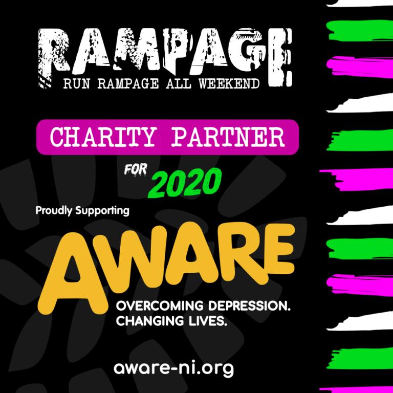 Rampage Chosen Charity Intsa image