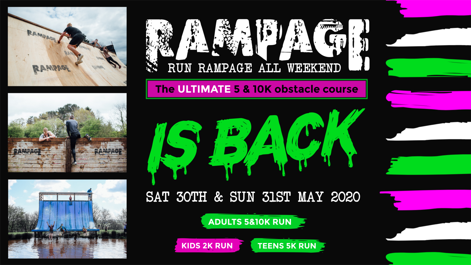 Rampage Is Back 2020   with pics